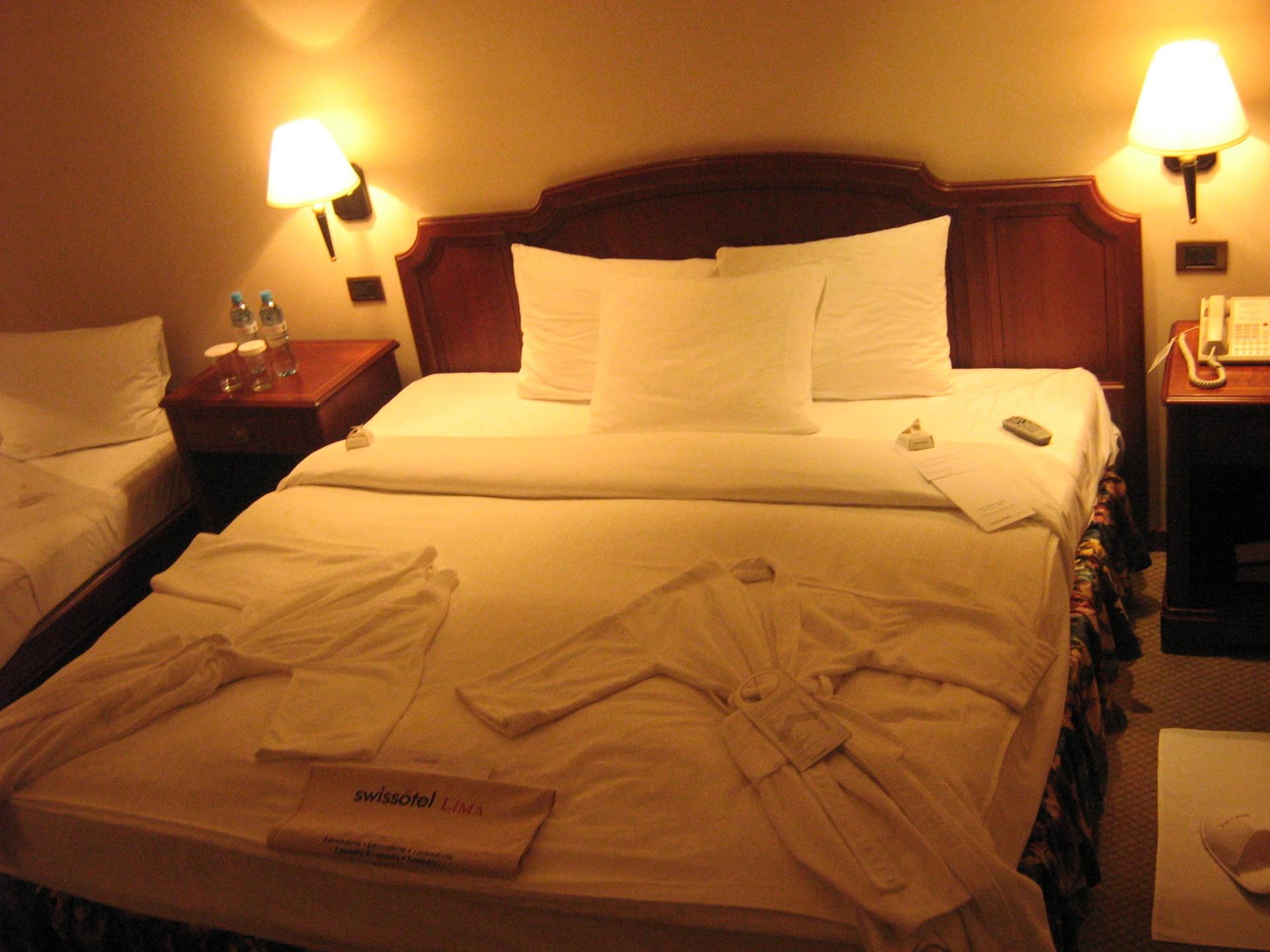 Swissotel Lima, mi primera experiencia hotelera   Blog Erasmus Lima ...