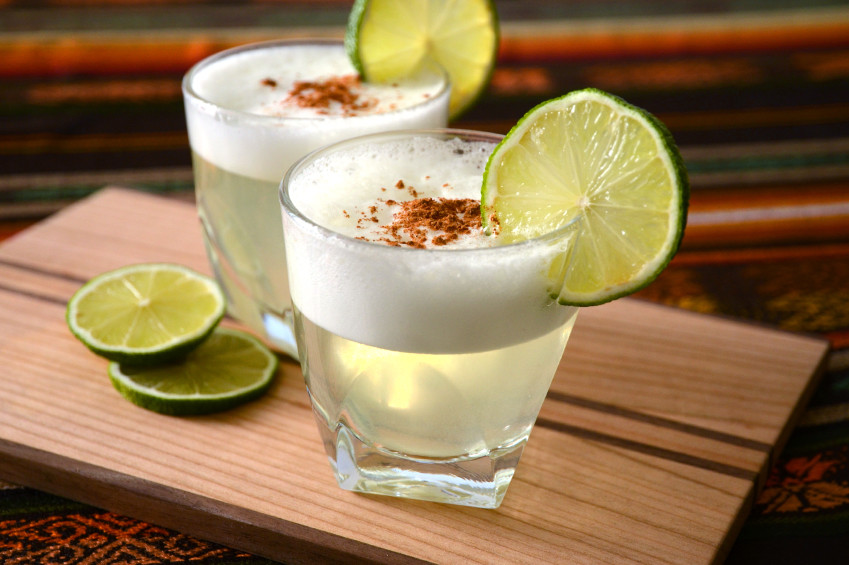 Take the Pisco Sour Tour in the centre of Lima