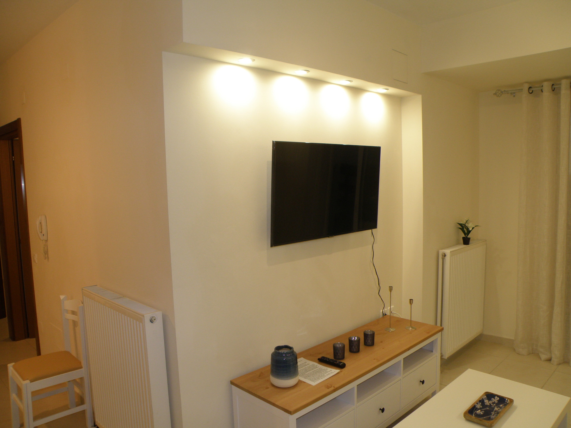 Ideally Situated 2 Bedroom Comfort Flat In The Center Flat Rent Irakleion