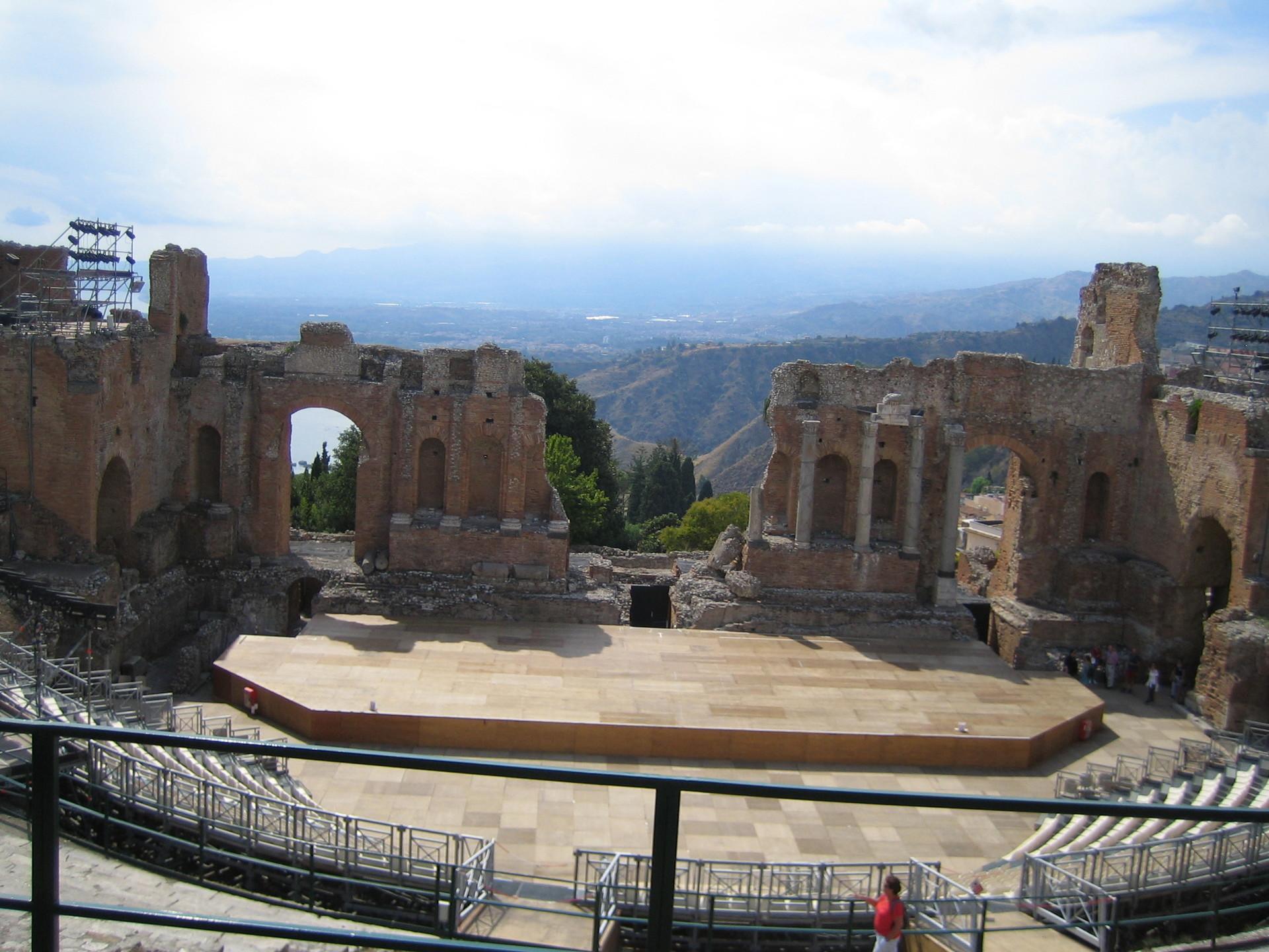 Taormina - Goethe was here!