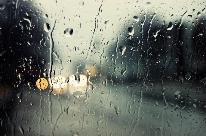 Tarde de chuva em Zadar