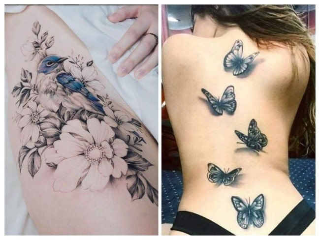 Tatuajes Para Mujer General