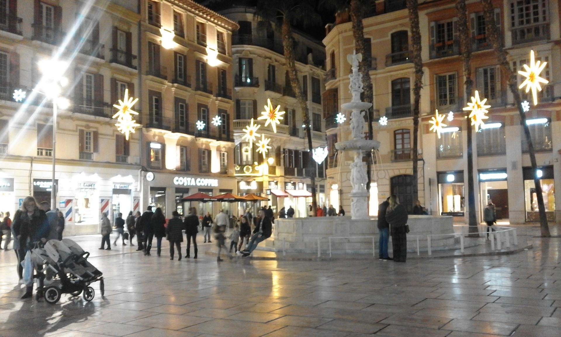 ¡Te enseño qué ver en Málaga! 1. Centro histórico
