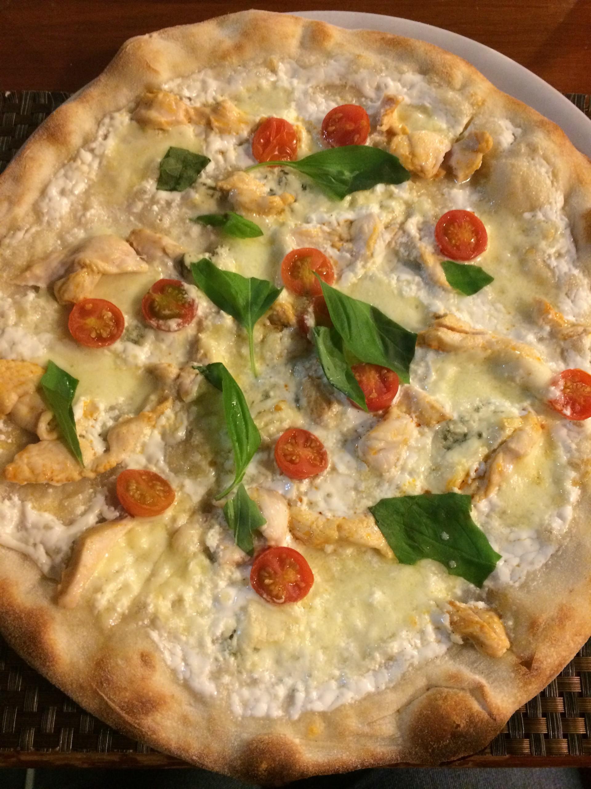 ¿Te gusta la pizza? Entonces, Pizerrie Mediterane es tu sitio.