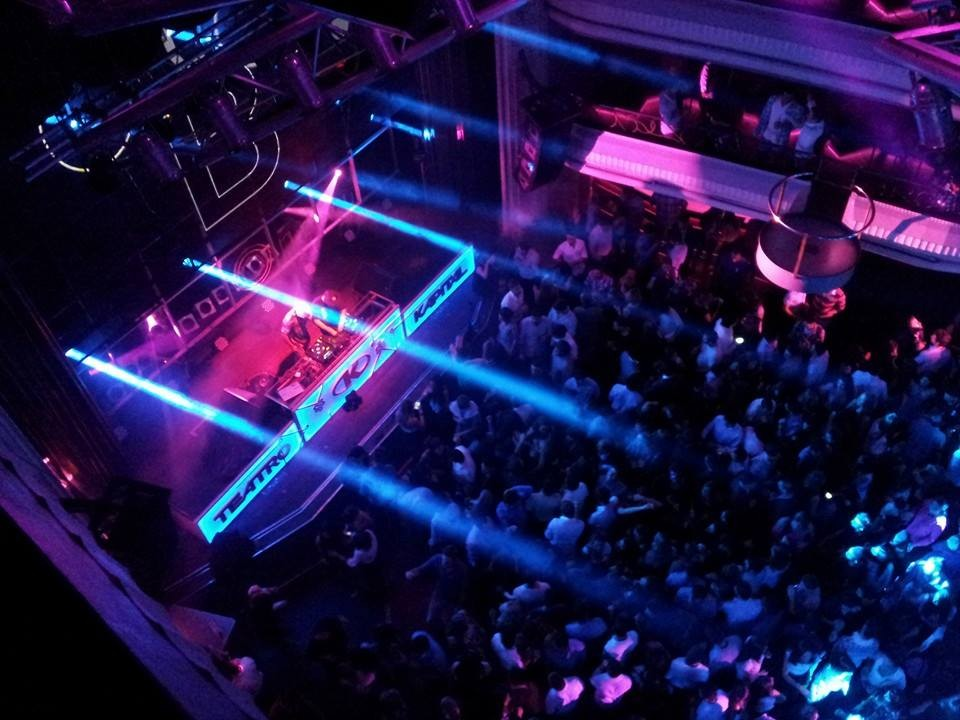 Teatro Kapital - impreza, której nie możesz przegapić