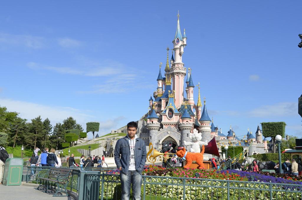 Tengo 23 años y me encantó Disneyland