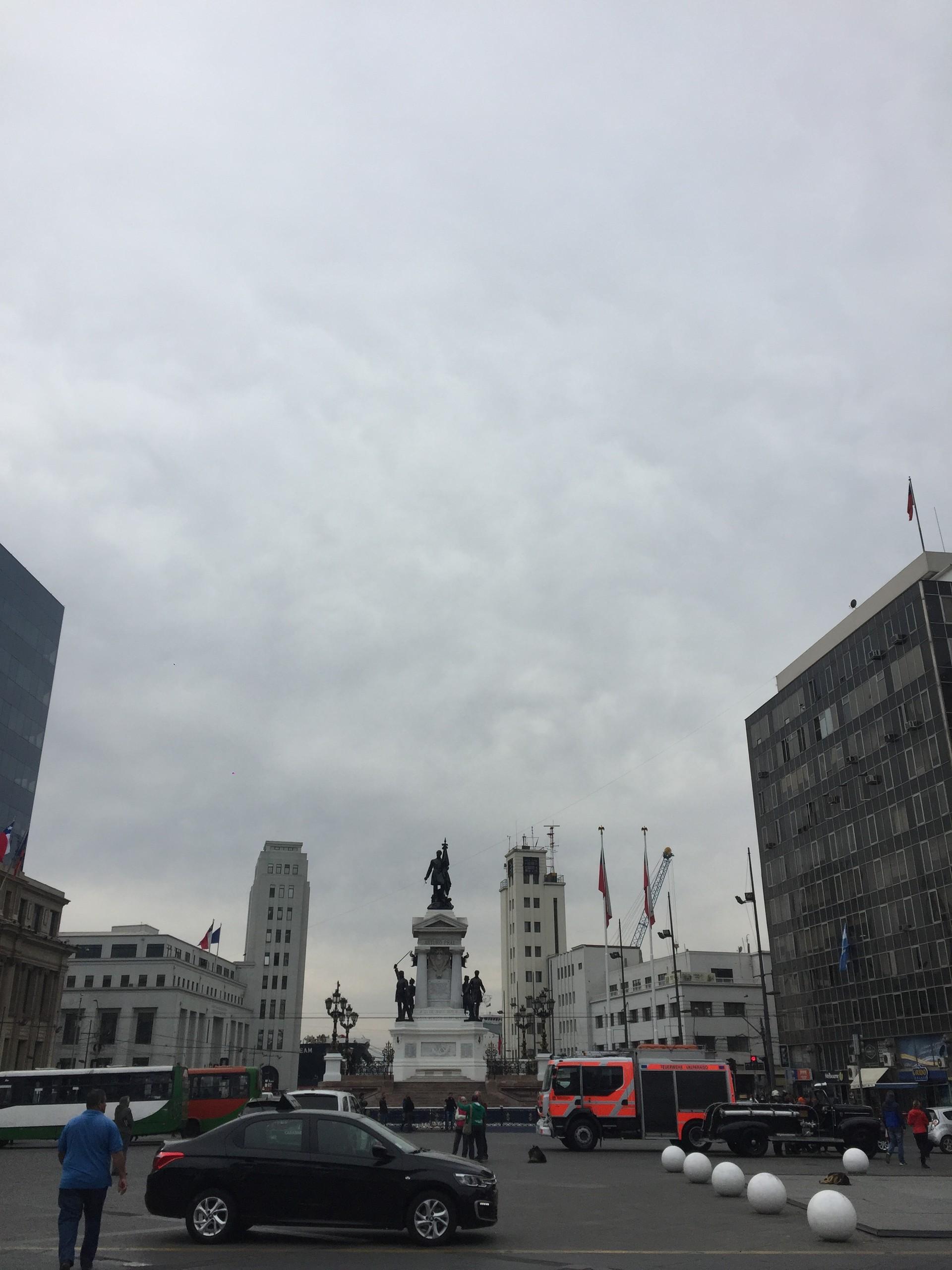 Tercer día- Valparaíso