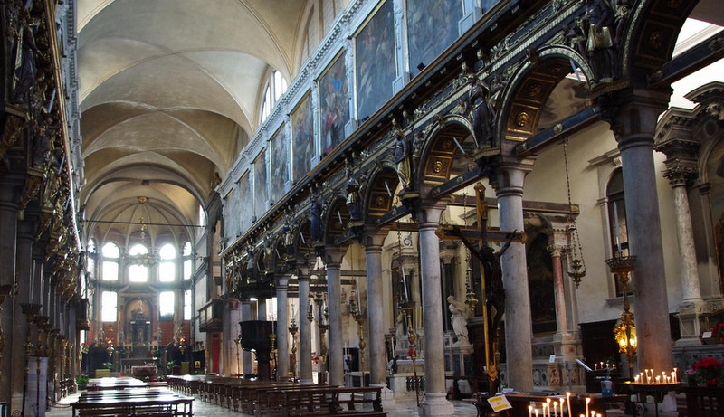 The 10 Most Beautiful Venetian Churches