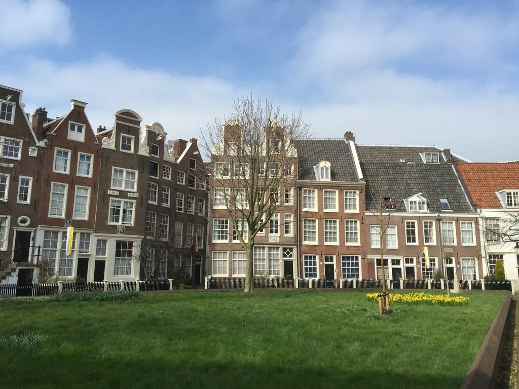 The Amsterdam Begijnhof