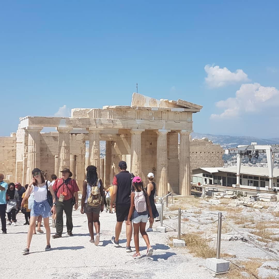 The Athens Acropolis