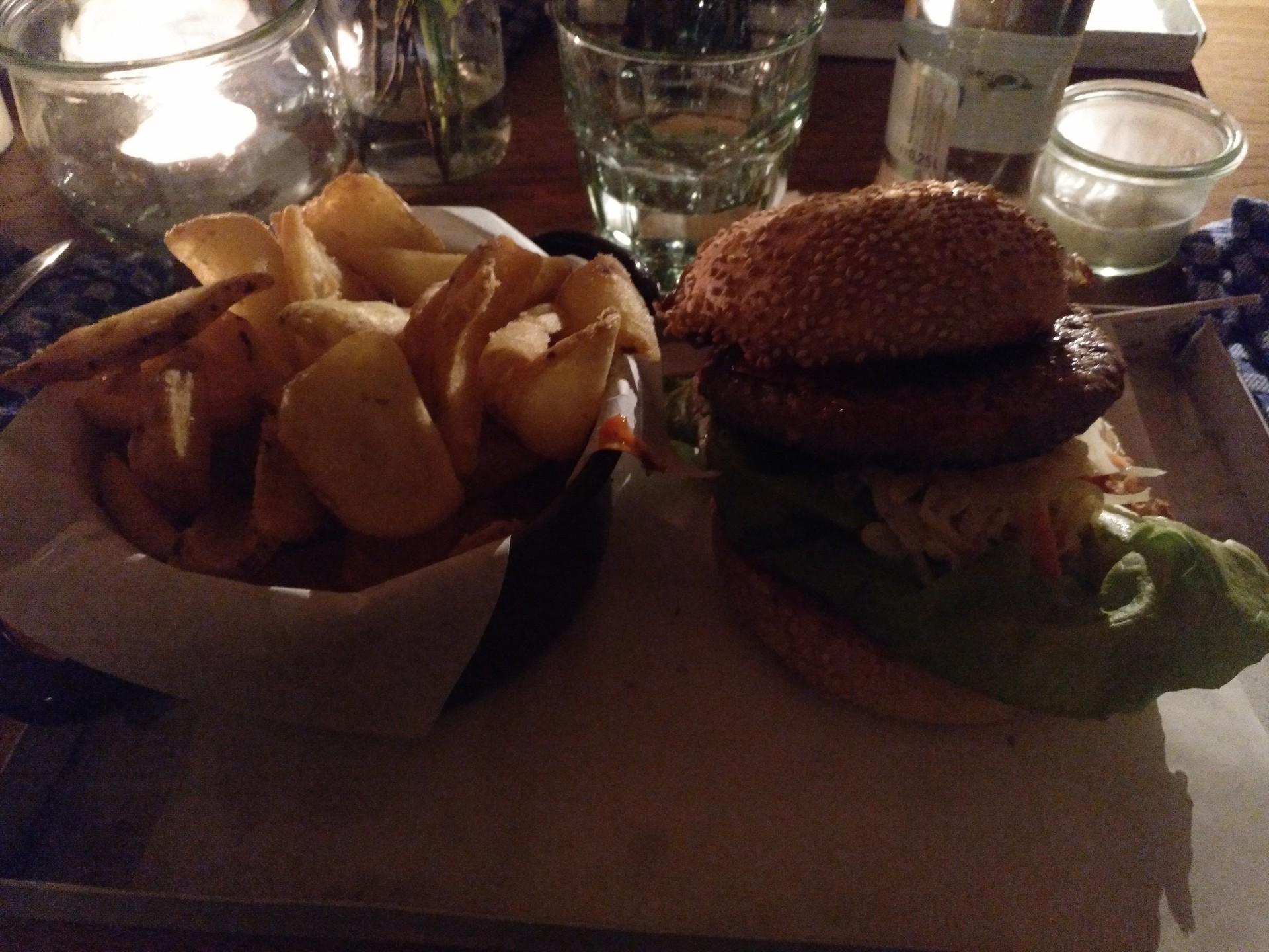 The best burgers in Berlin