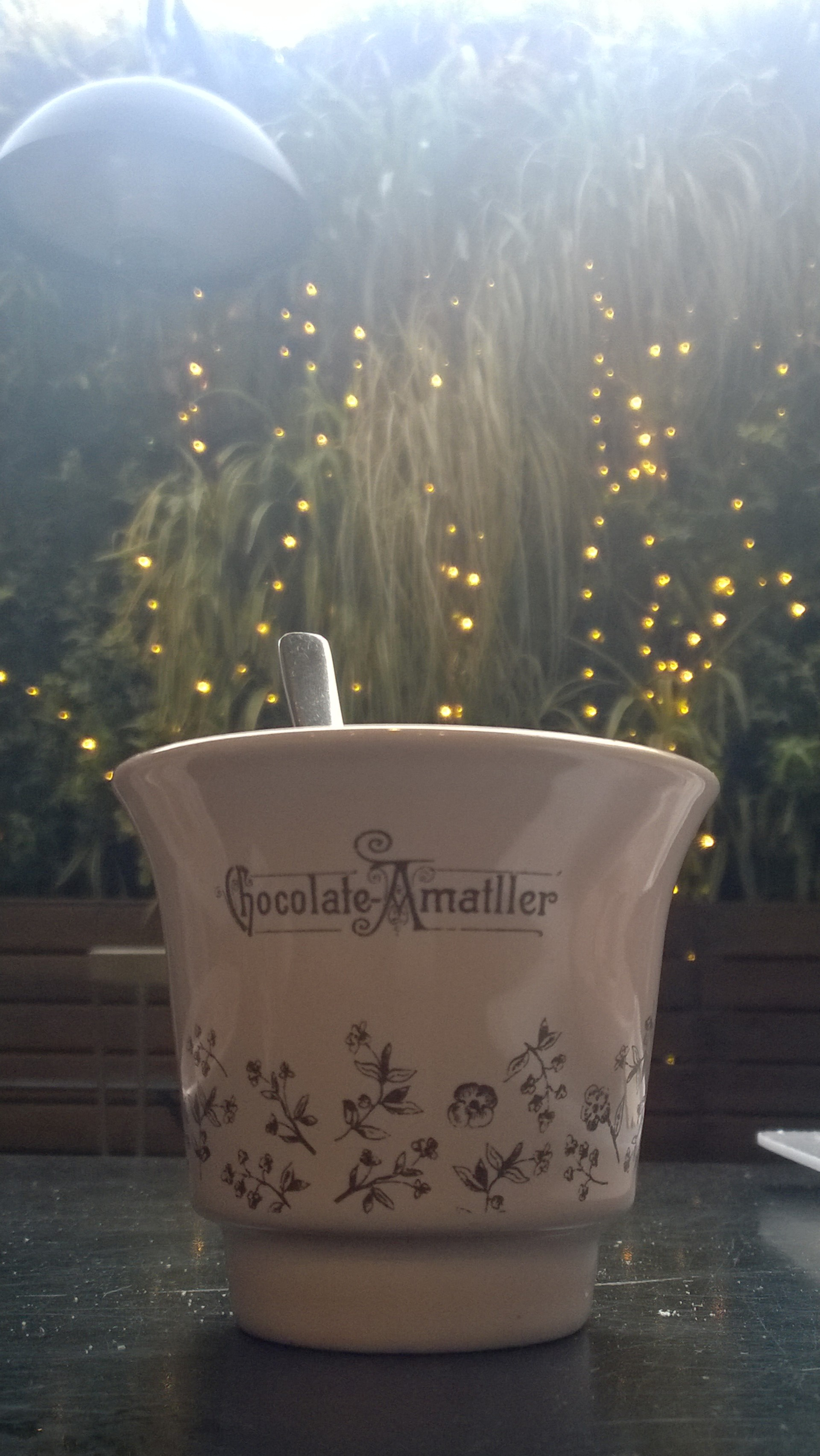 The best hot chocolate in Barcelona: Chocolate Amatller