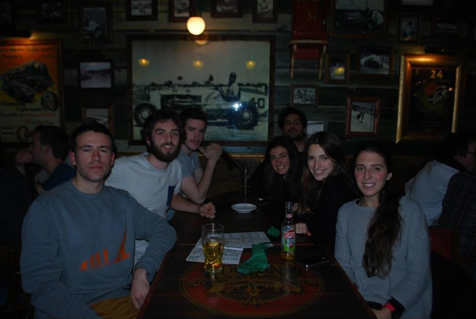 The best Irish pub in Barcelona and probably the world