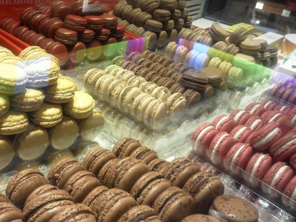 The best Parisian macaroons