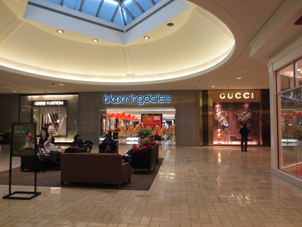 The best shopping mall between Virginia and Washington D.C.