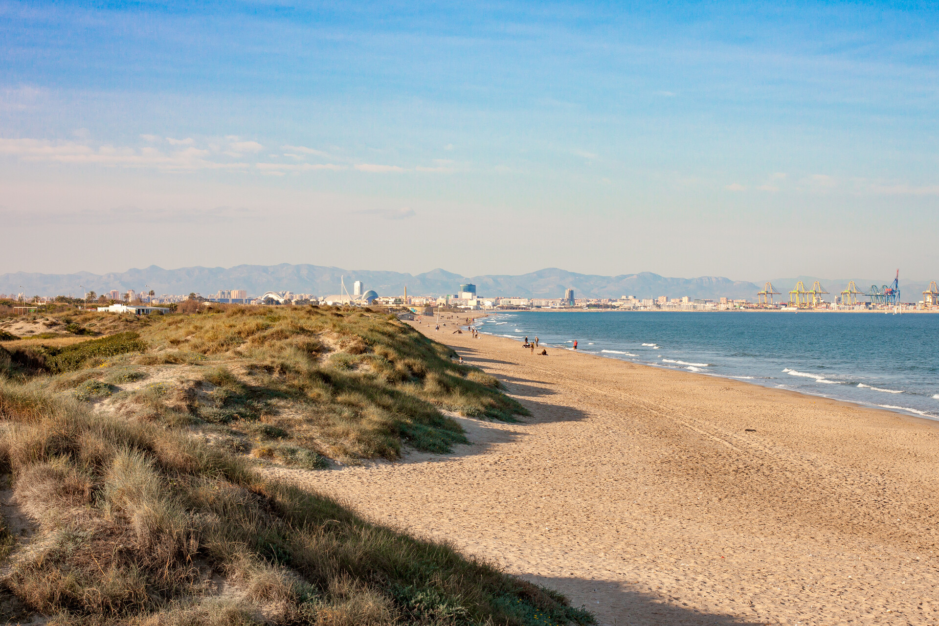 The best Spanish beaches to visit during your Erasmus according to our readers