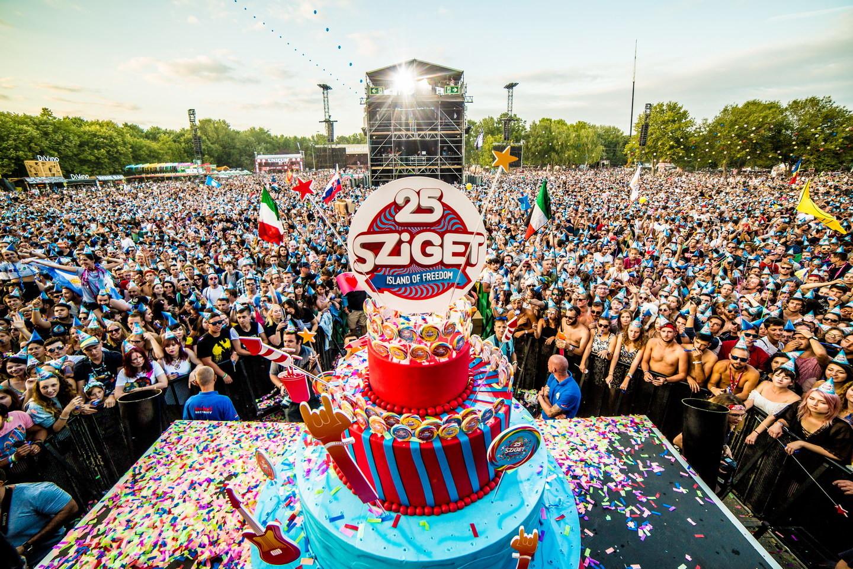 The best summer festivals in Hungary