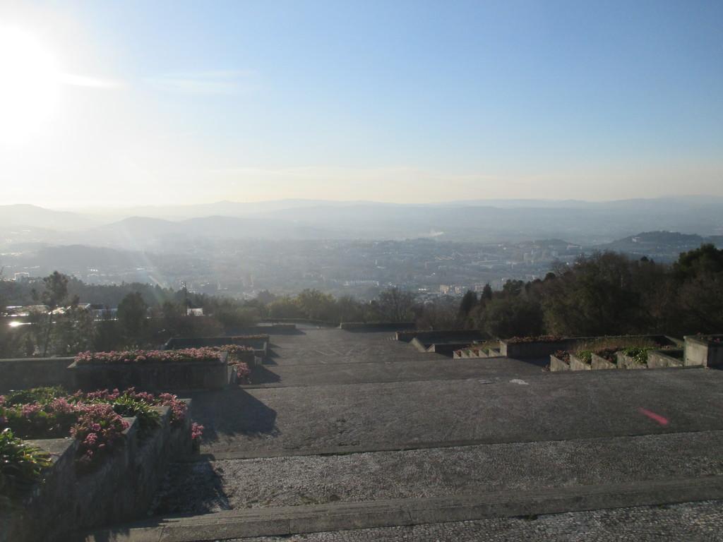 The best views in Braga.