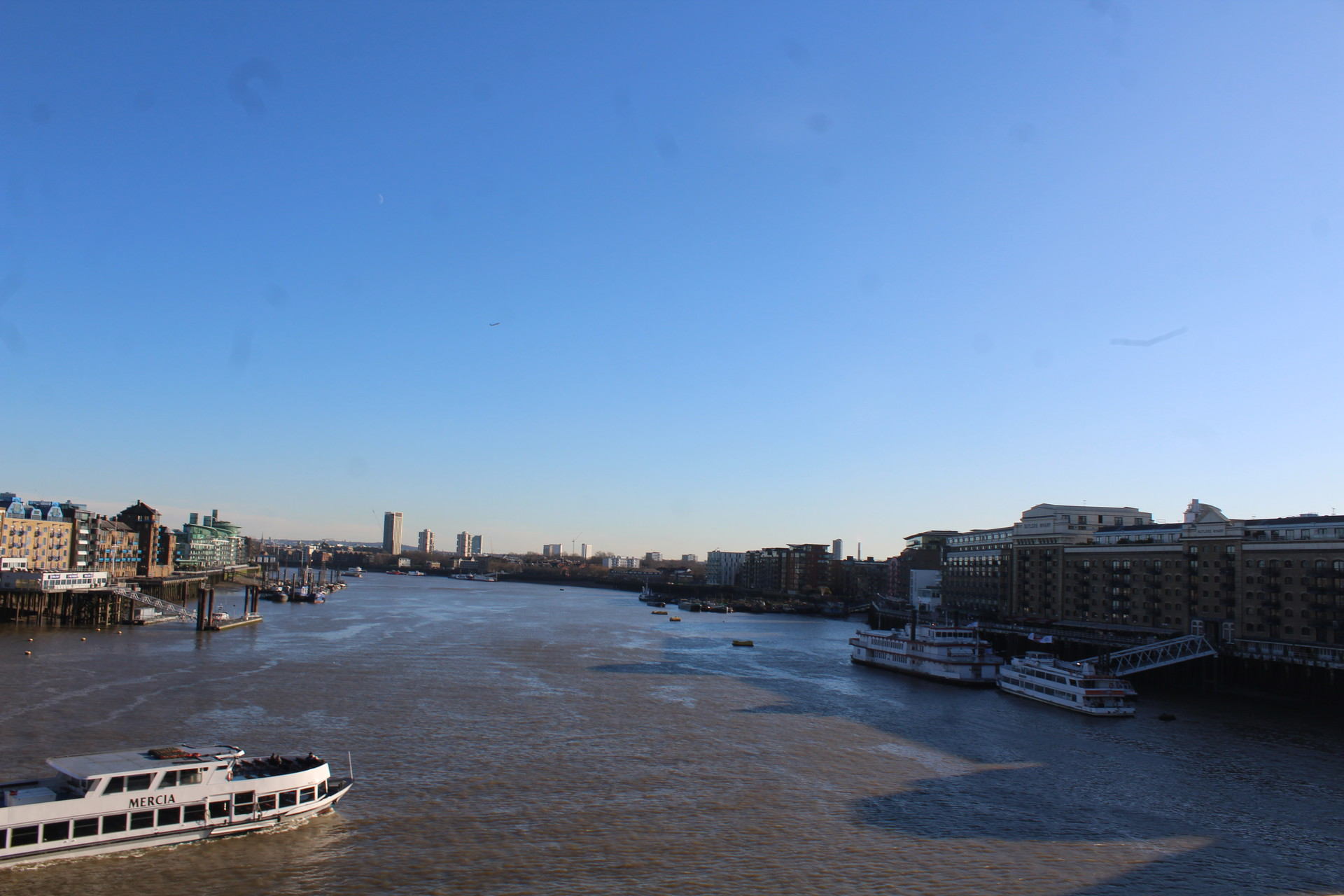 The best views of London from Tower Bridge