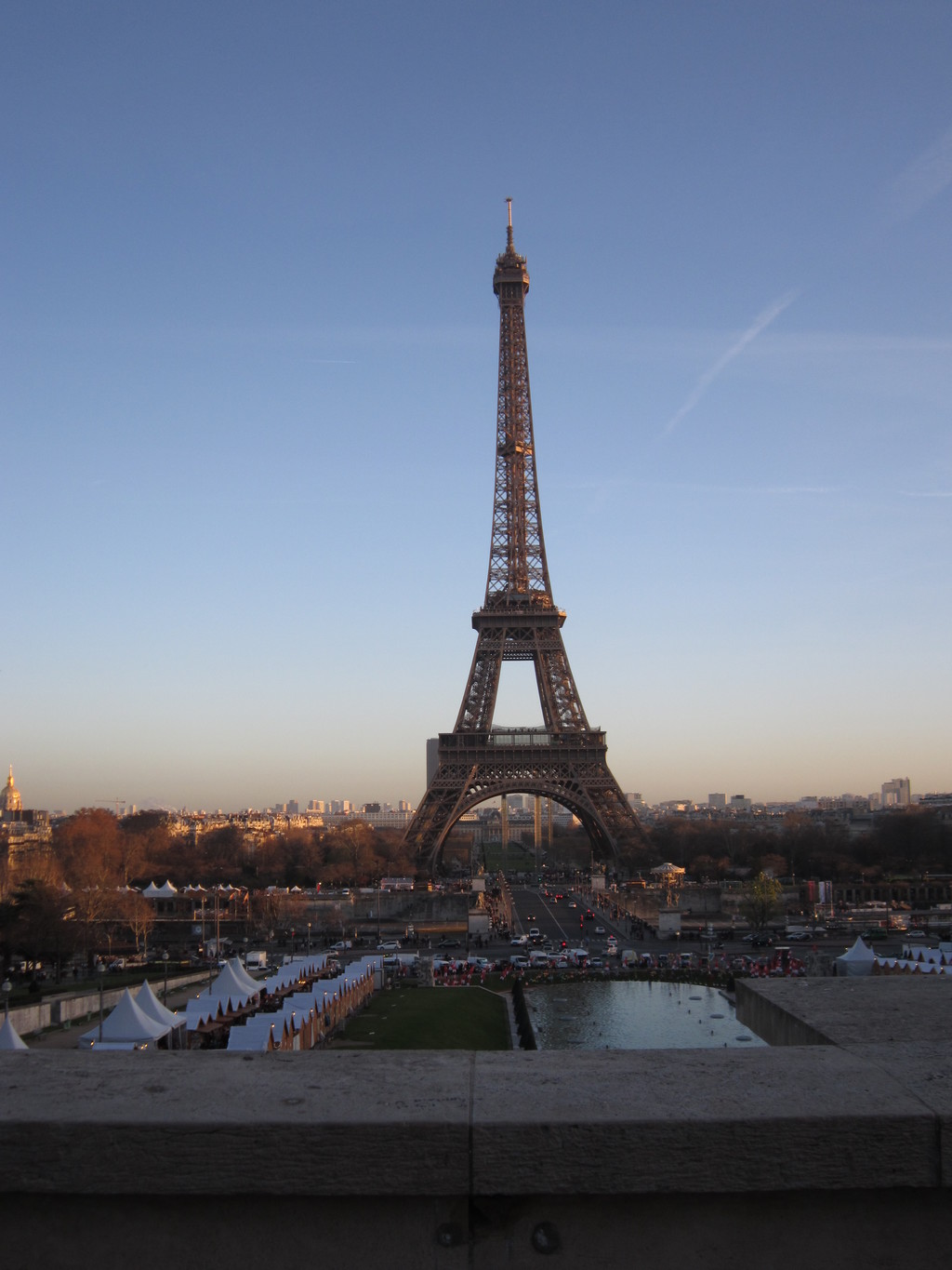 The Best Views of the Eiffel Tower