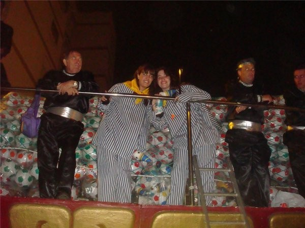 The Burial of the Sardine in Murcia!