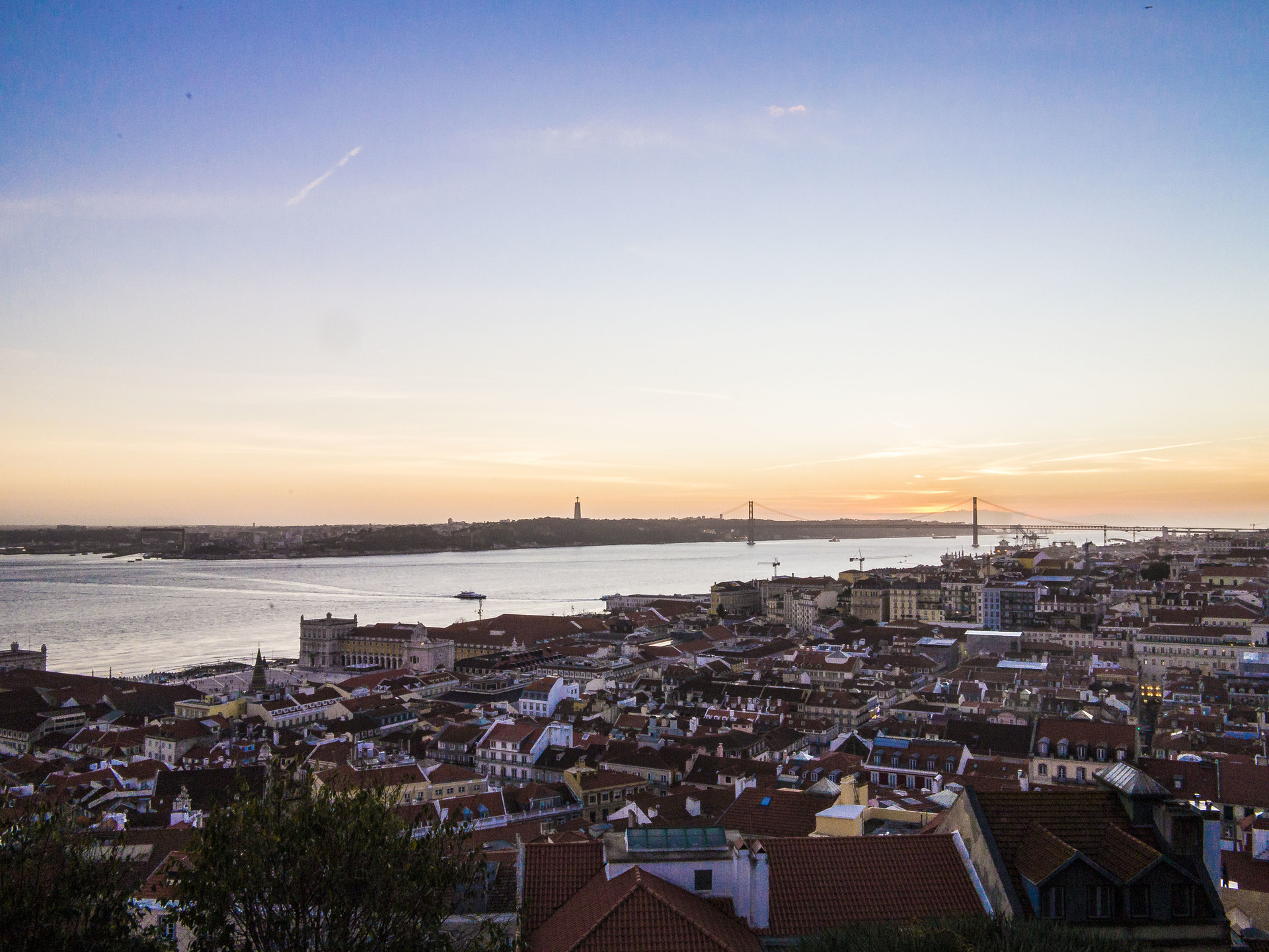 The Castle of the City of Lisbon
