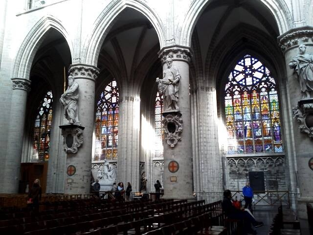 The Cathedral of Brussels