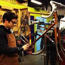 The Concealed Bike Kitchen
