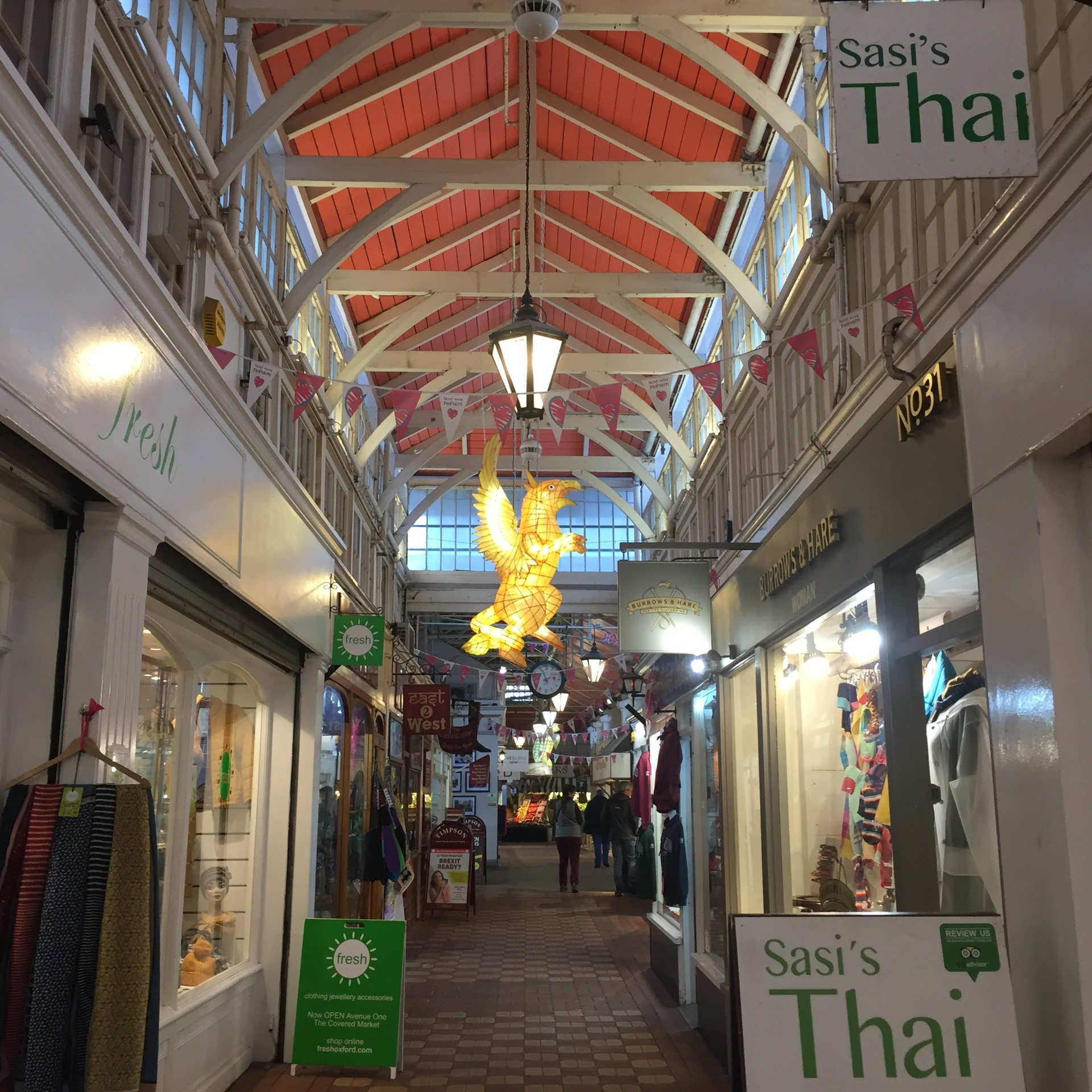 The Covered Market: Oxford's most enchanting shopping centre!