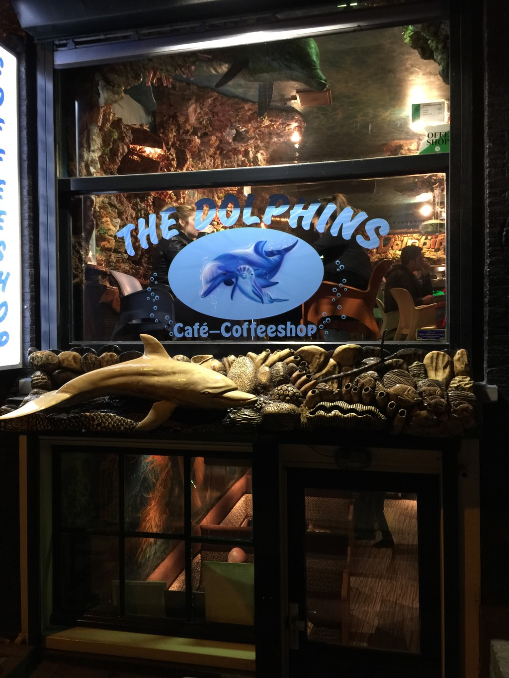 The Dolphins Coffee Shop
