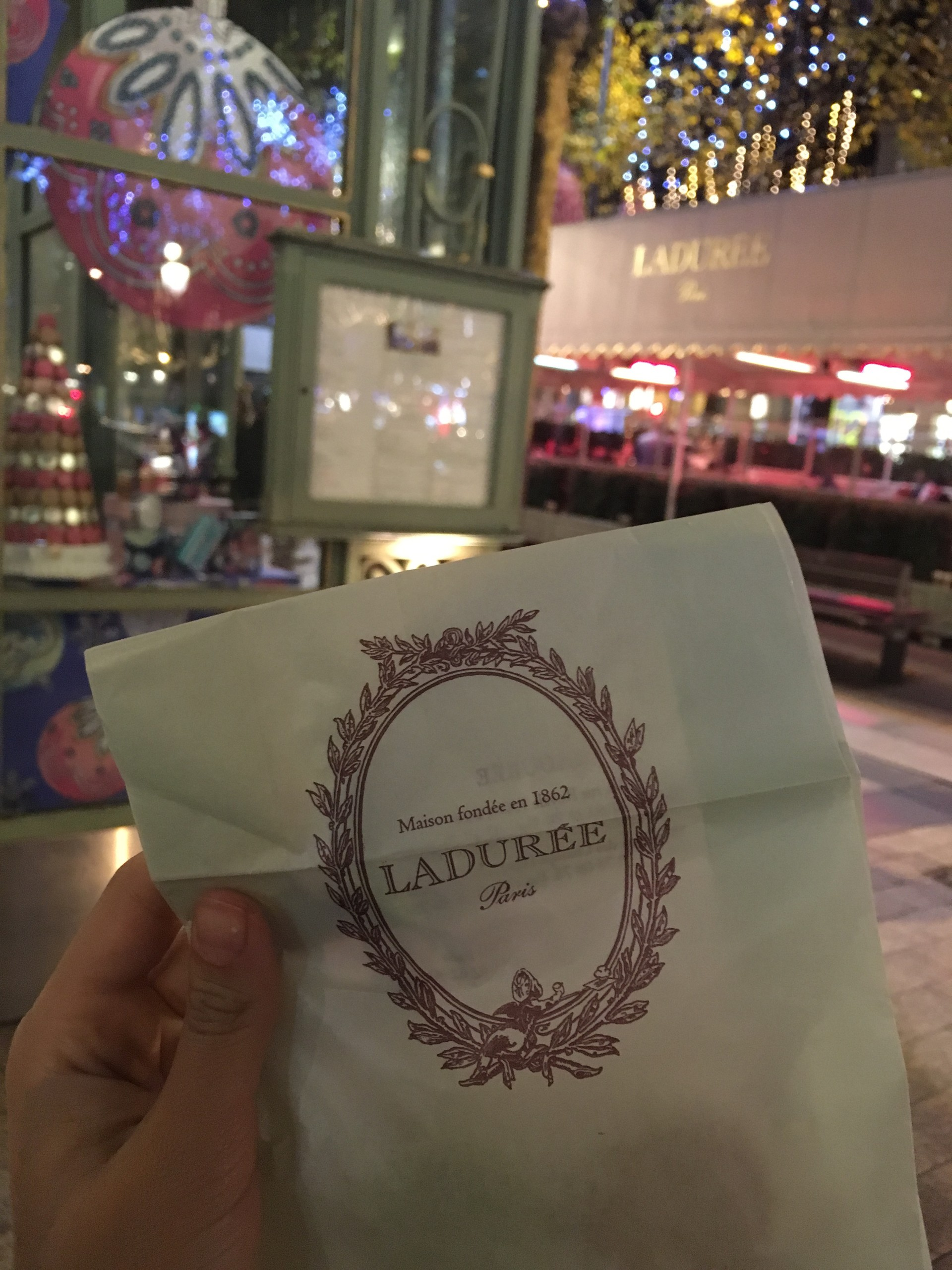 The most famous macaron