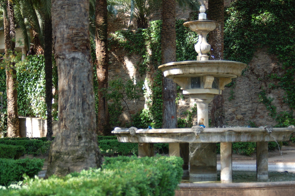 The Garden of Cármenes