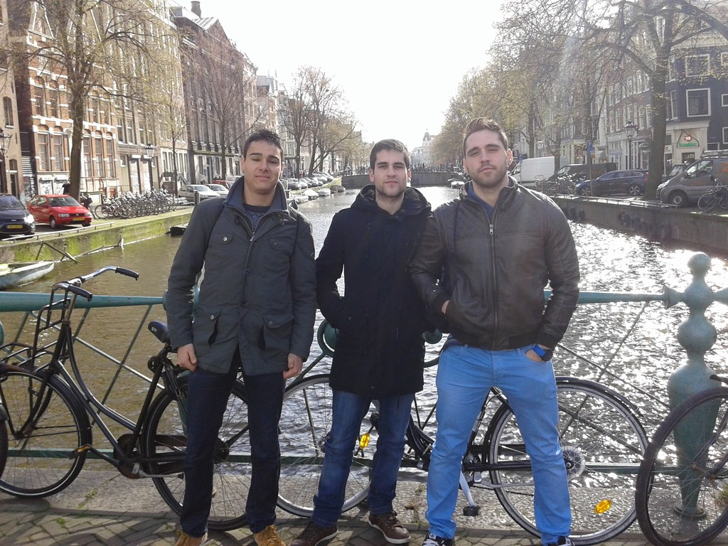 The last day in Amsterdam and the return home