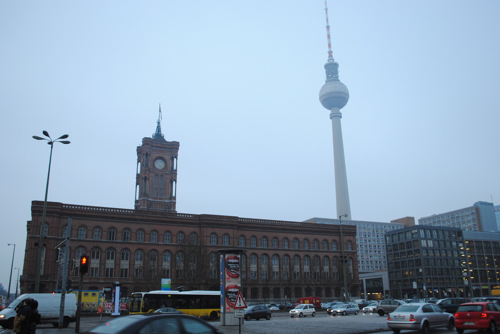 The most historical quarter of Berlin