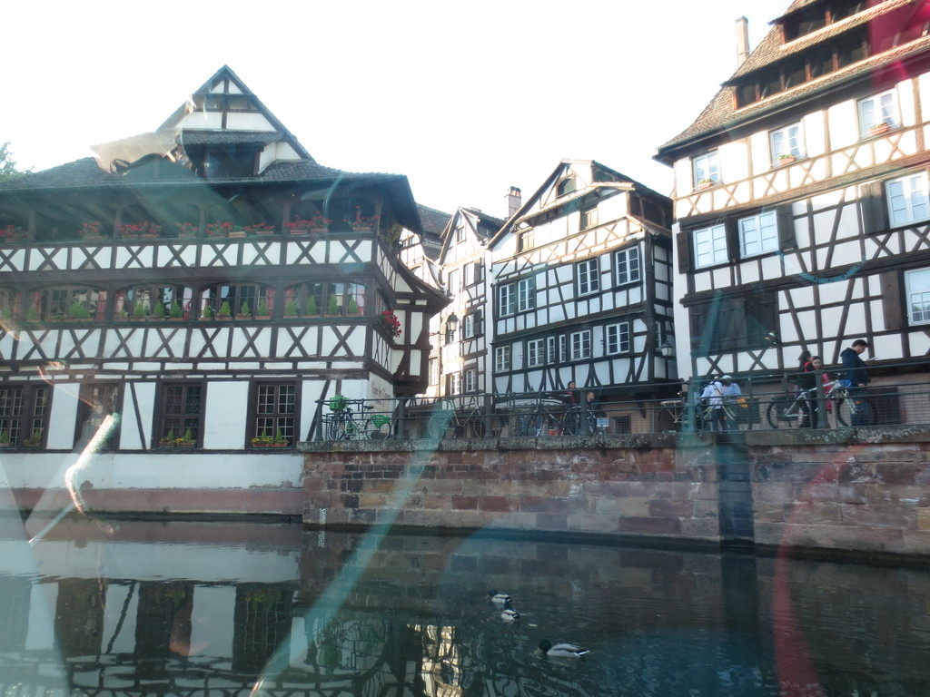 The most picturesque place in Strasbourg