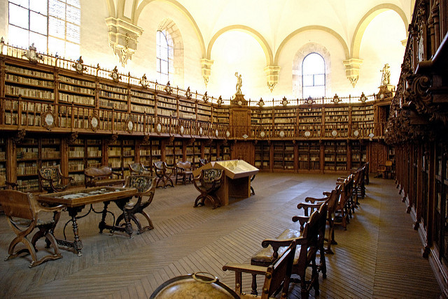 The oldest University in Spain