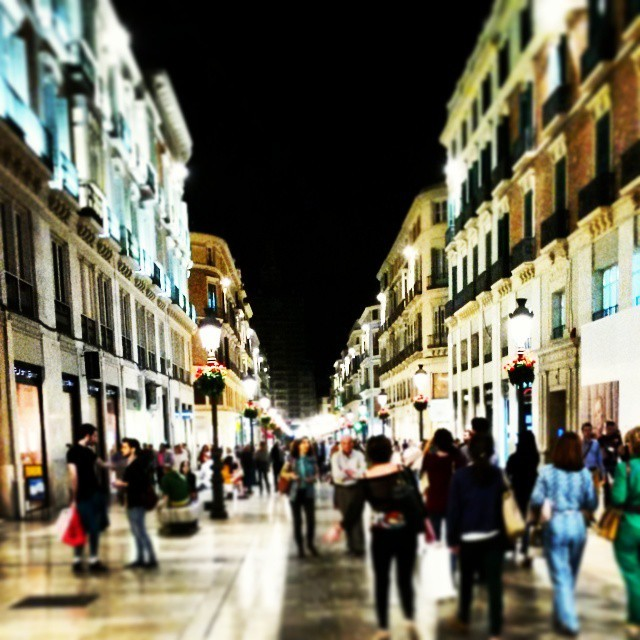 The peace and the magic of Malaga. 6 months Erasmus that changed me.