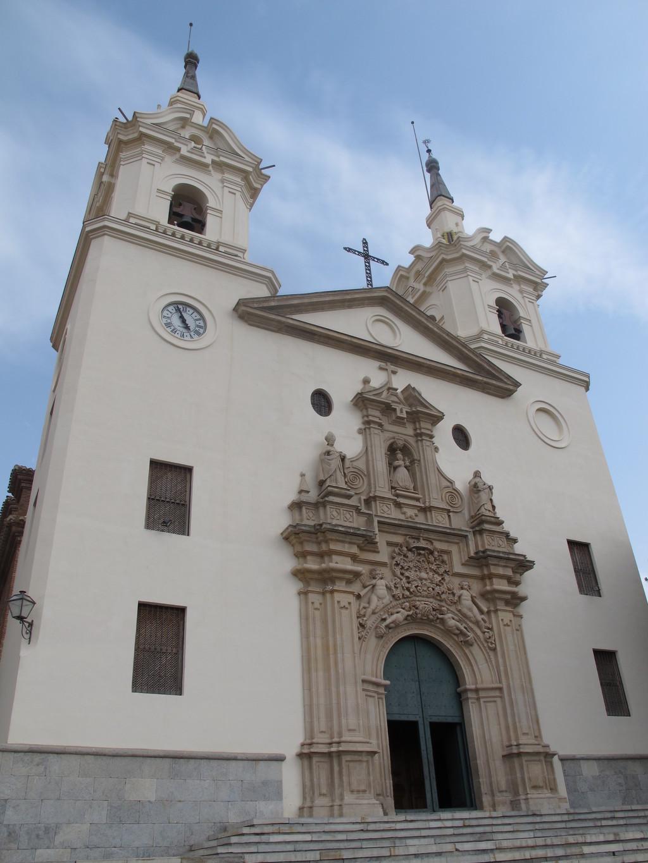 The Shrine of Murcia's Patron Saint