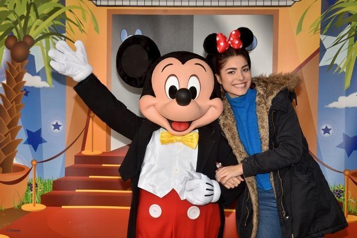 The unavoidable Paris Disneyland