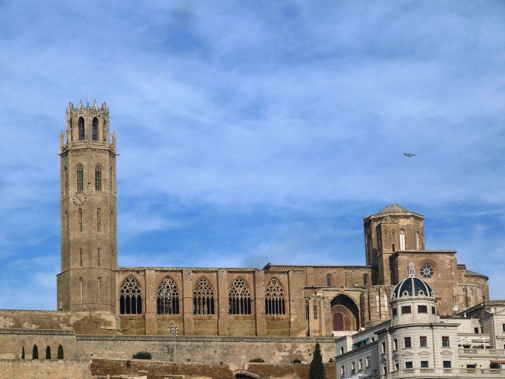 La Seu Vella  What to see in Lleida