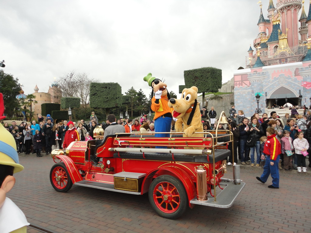 The world of Disney in Europe