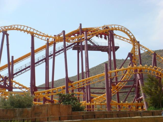 Theme park in Benidorm