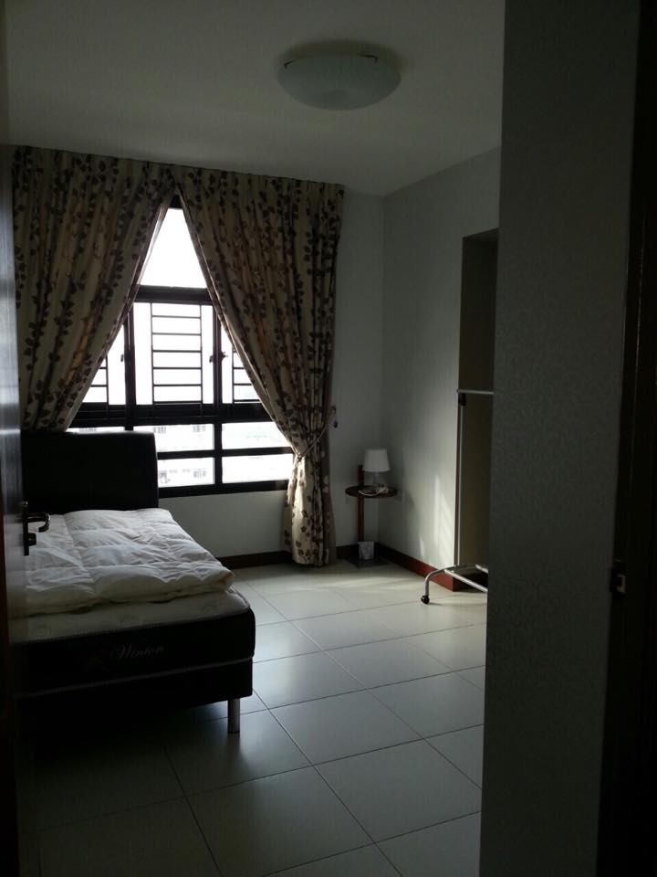 Three Bedroom Hdb Flat In Geylang Serai Flat Rent Singapore