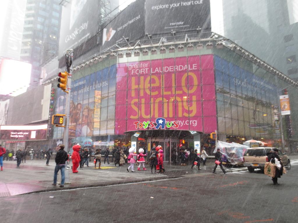 Times Square | Qué ver en Nueva York