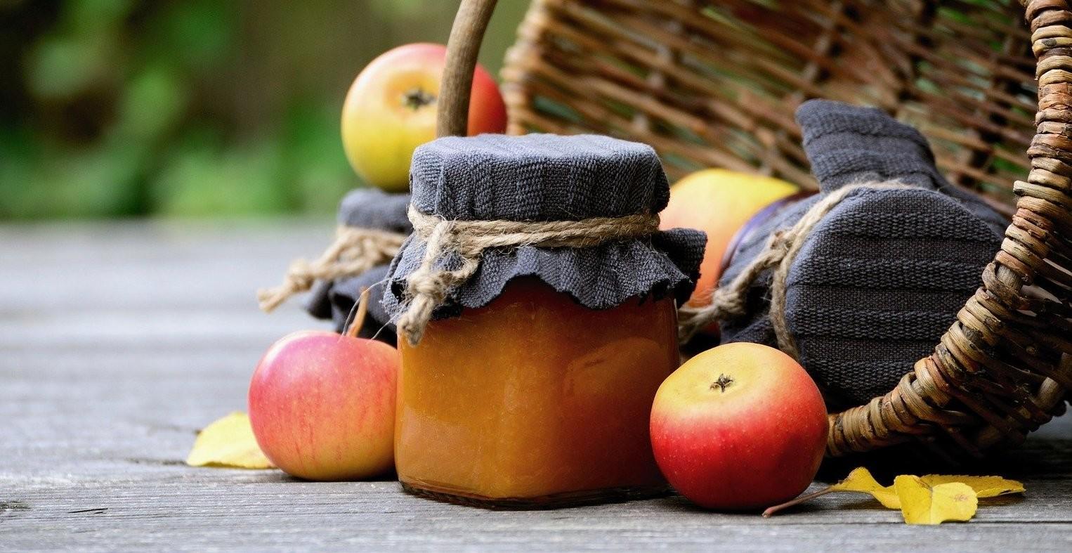 ¡Todo recetas con... manzana!