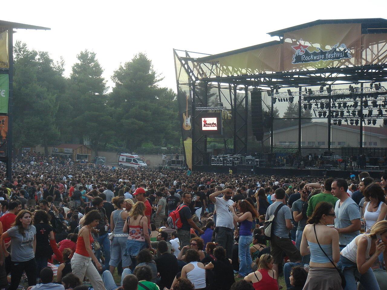Top 10 festivales en Atenas