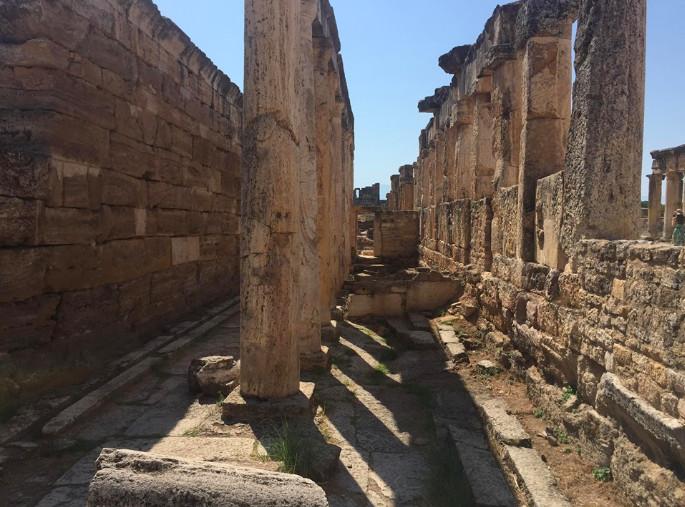 Touring Turkey (Part 2): Pamukkale and Hierapolis