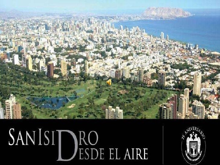 Tourist Attractions in the San Isidro District, more than modern buildings