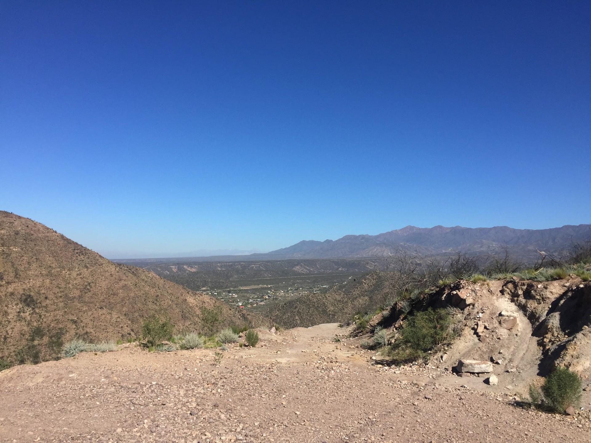 Trekking en Mendoza