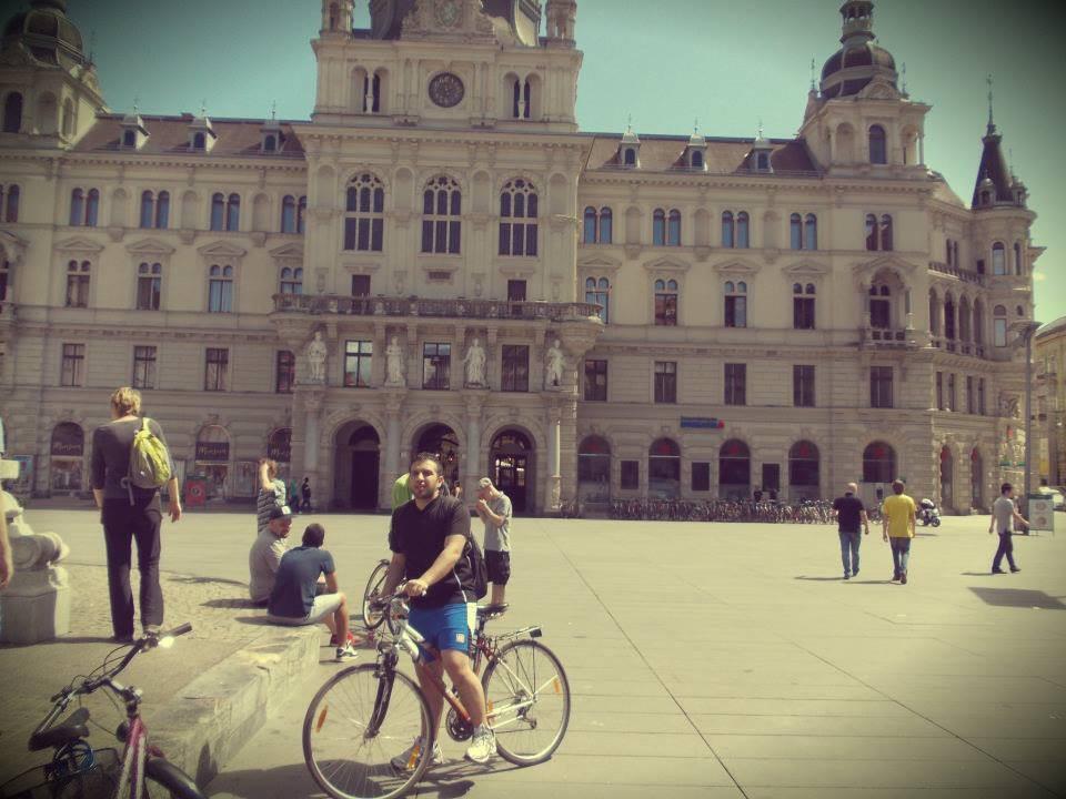 Tutto il mondo a Graz